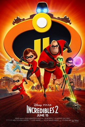 The Incredibles 2Engels NL O