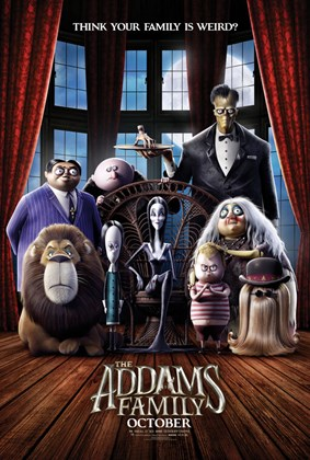 The Addams Famil (NL)
